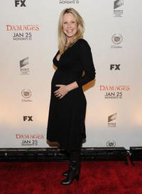 Andrea Roth at the Season 3 premiere of