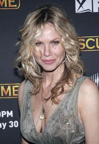 Andrea Roth at the Season 3 New York premiere of