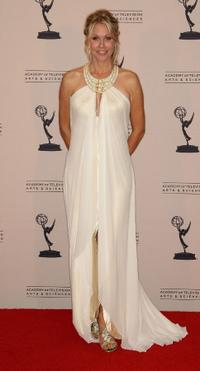 Andrea Roth at the 2009 Primetime Creative Arts Emmy Awards.