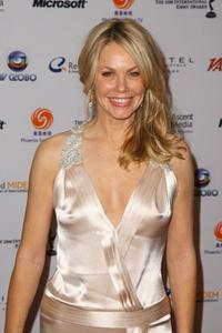 Andrea Roth at the 36th Annual International Emmy Awards.