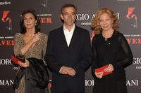 Cecilia Roth, Pastora Vega and Imanol Arias at the Spanish premiere for