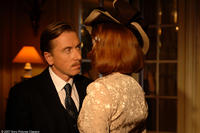 Tim Roth and Alexandra Pirici in