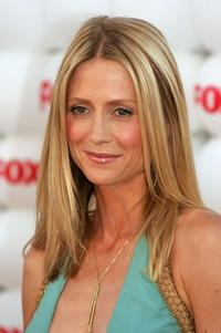 Kelly Rowan at the Fox All-Star Television Critics Association party.