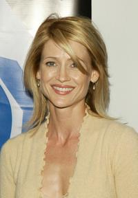 Kelly Rowan at the New York after party for the Fox primetime program announcements for 2004-2005.