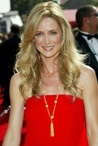 Kelly Rowan at the 57th Annual Emmy Awards.