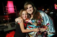 Noah Cyrus and Kaycee Stroh at the 2009 Totally Texty Teen Choice Awards Pre-Party.