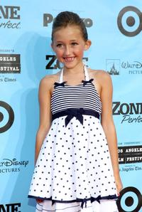 Noah Cyrus at the LA Film Festival's Closing Night Gala of