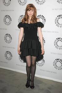 Molly Quinn at the Paley presentation of
