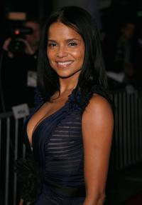 Victoria Rowell at the Paramount Pictures / DreamWorks Pictures Official Golden Globes after party.