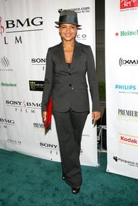 Victoria Rowell at the premiere party of