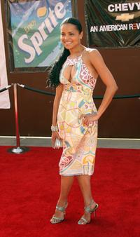 Victoria Rowell at the 20th Annual Soul Train Music Awards.