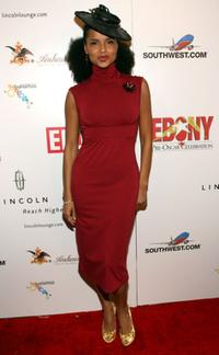 Victoria Rowell at the Ebony Pre-Oscar celebration.