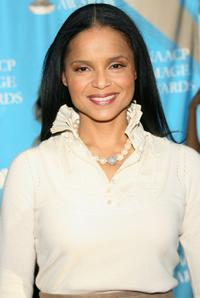 Victoria Rowell at the 38th annual NAACP Image Awards.