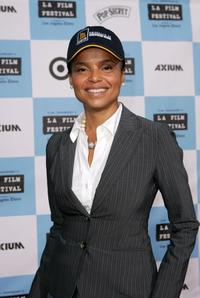 Victoria Rowell at the Los Angeles Film Festival opening night screening of