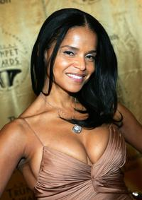 Victoria Rowell at the 15th annual Trumpet Awards.