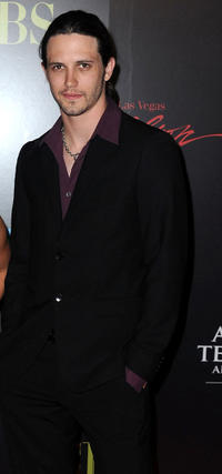 Nathan Parsons at the 37th Annual Daytime Entertainment Emmy Awards in Las Vegas.