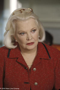Gena Rowlands as Old Allie in
