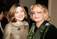 Gena Rowlands and Robin Swicord at the 10th Annual Satellite Awards.