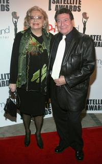 Gena Rowlands and her husband at the 10th Annual Satellite Awards.