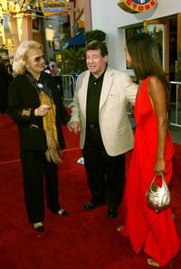 Gena Rowlands, Robert Forest and Joy Bryant at the premiere of Universal Picture's