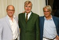 John Horwitz, John Patrick Shanley and John Gould Rubin at the