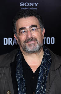 Saul Rubinek at the New York premiere of