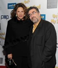 Lainie Kazan and Saul Rubinek at the premiere of ''Oy Vey My Son is Gay.