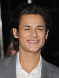 Bronson Pelletier at the California premiere of