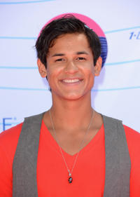 Bronson Pelletier at the 2012 Teen Choice Awards.