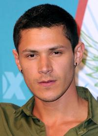 Alex Meraz at the 2010 Teen Choice Awards.