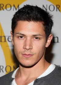 Alex Meraz at the