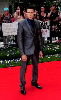 Alex Meraz at the Gala premiere of