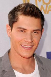 Alex Meraz at the 2010 MTV Movie Awards.