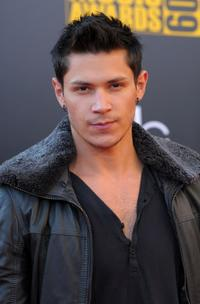 Alex Meraz at the 2009 American Music Awards.