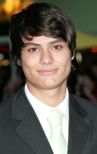 Kiowa Gordon at the premiere of