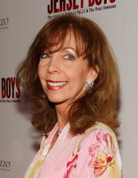 Rita Rudner at the opening night celebration of the musical