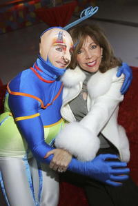 Rita Rudner at the launch party for Las Vegas Magazine.