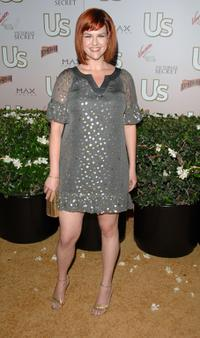 Sara Rue at the US Hollywood 2007 party.