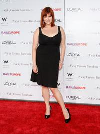 Sara Rue at the premiere of