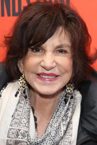 Mercedes Ruehl at the Broadway opening night performance of