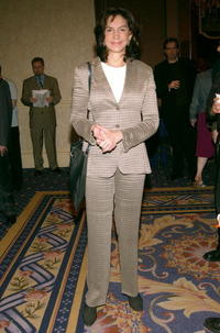 Mercedes Ruehl at the 68th annual Drama League Annual Awards Luncheon.
