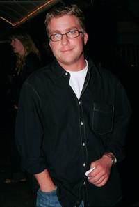 Peter Billingsley poses outside the Whiskey Bar.