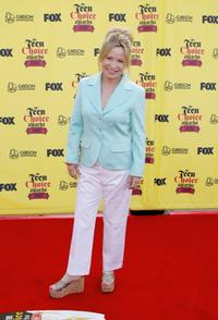Debra Jo Rupp at the 2005 Teen Choice Awards.