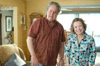 Adam LeFevre as Mr. Kettner and Debra Jo Rupp as Mrs. Kettner in
