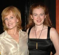 Deborah Rush and Mireille Enos at the after party of the opening of