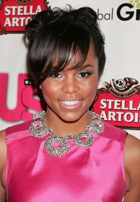 LeToya Luckett at the Russell Simmons
