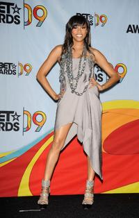 LeToya Luckett at the 2009 BET Awards.