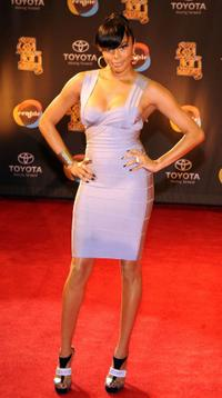LeToya Luckett at the 2009 Soul Train Awards.
