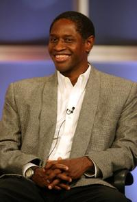 Tim Russ at the 2007 Summer Television Critics Association Press Tour.