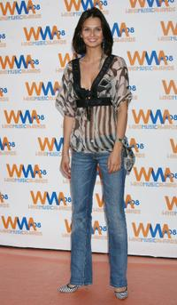 Anna Safroncik at the 2008 Wind Music Awards.